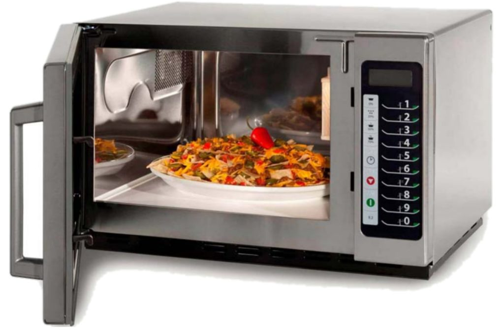 Cooking In A Microwave Convection Oven